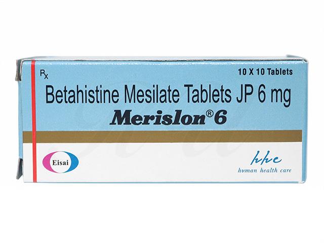 ベタヒスチンメシル酸塩