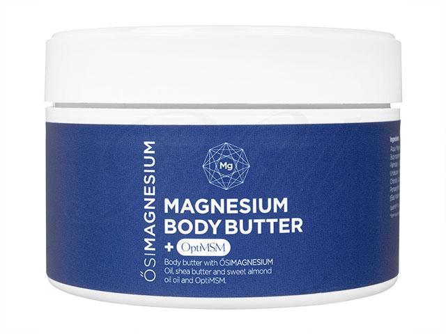 [OSIMAGNESIUM]マグネシウムボディバター+オプティMSM200ml