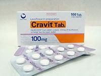 クラビット(Cravit)100mg