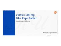 バルトレックス(Valtrex)500mg