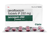 Levoquin250mg100tabs