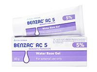 ベンザックジェル(BenzacGel)5%