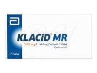 クラシッドMR(KlacidMR)500mg