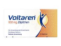 ボルタレンサポ座薬(VoltarenSupp)100mg