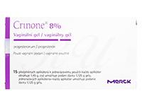 クリノン(CrinoneVaginalGel)8%[プロゲステロン膣ジェル]