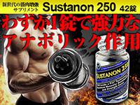 サスタノン(Sustanon250。Hi-TechPharma社製サプリ)