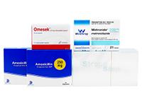ピロリ菌除菌C(二次治療)セット + ピロリ菌検査キット