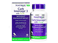 [Natrol]カーブインターセプト3(Carb Intercept3)