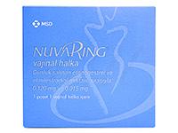 避妊リング・ヌーバリング(Nuvaring)