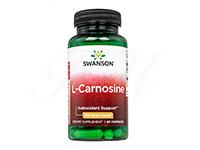 Swanson L-カルノシン500mg
