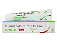 ミコナゾールクリーム(RivizoleCream)
