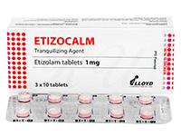エチゾカーム(Etizocalm)1mg