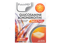 グルコサミン&コンドロイチンパッチ(Glucosamine&Chondroitin)[パッチMD社製]