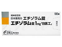 エチゾラム錠1mg[日医工]