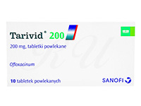 タリビッド(Tarivid)200mg