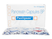 パンクレアチン(Panlipase)150mg