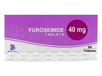 [ラシックスジェネリック]フロセミド(Furosemide)40mg
