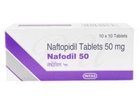 [フリバスジェネリック]ナフォジル(Nafodil)50mg