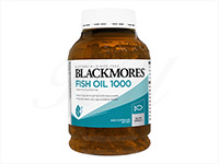[Blackmores]フィッシュオイル1000mg