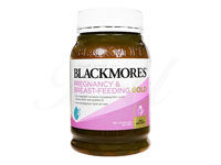 [Blackmores]プレグナンシー&ブレストフィーディング・ゴールド