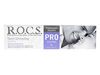 [R.O.C.S.]PROデリケートホワイトニングトゥースペースト(フレッシュミント)
