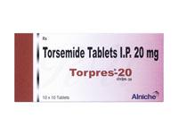 トラセミド20mg(Torpres)